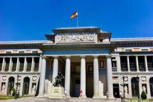 Экскурсия в музей Прадо в Мадриде