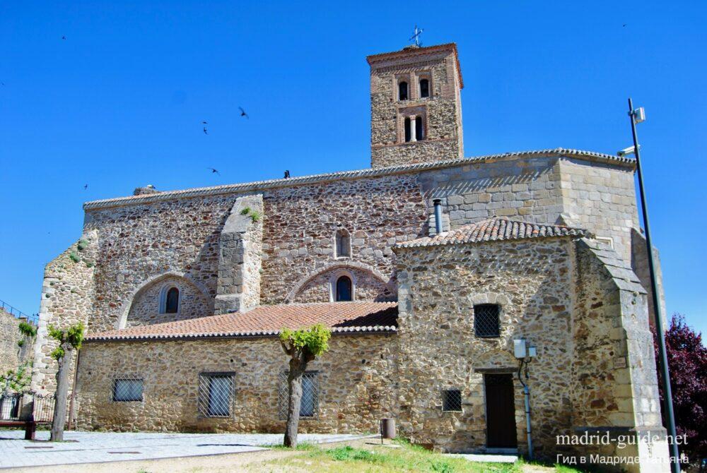 Церковь Санта-Мария-дель-Кастильо
