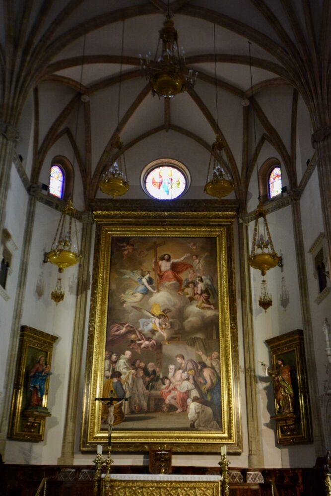 Церкви Мадрида - Сан-Херонимо-эль-Реаль