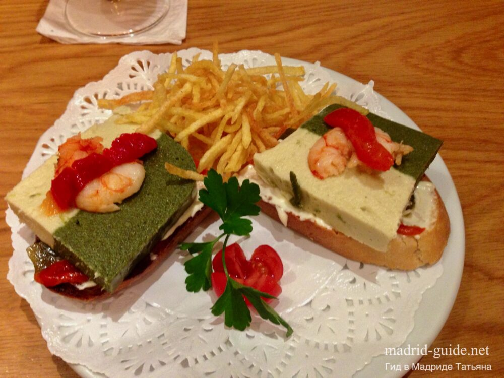 Лучшие рестораны Мадрида - Casa Lucas