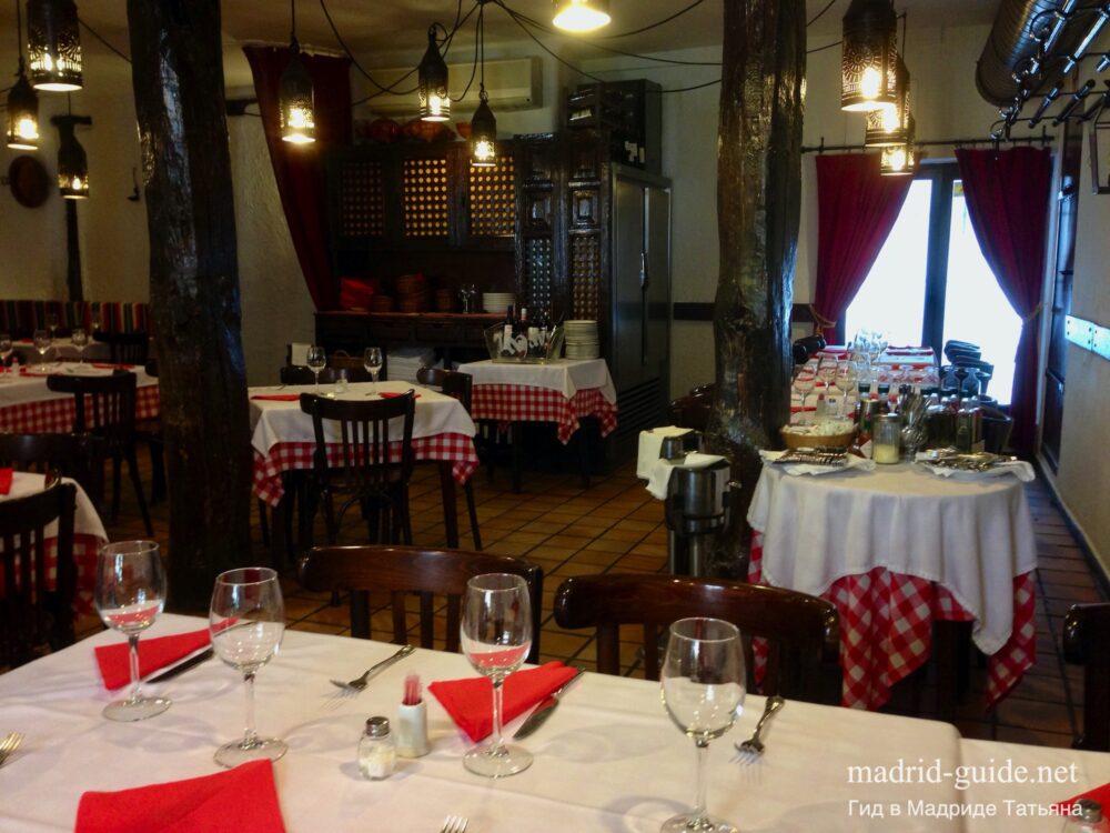Лучшие рестораны Мадрида - El Lacon