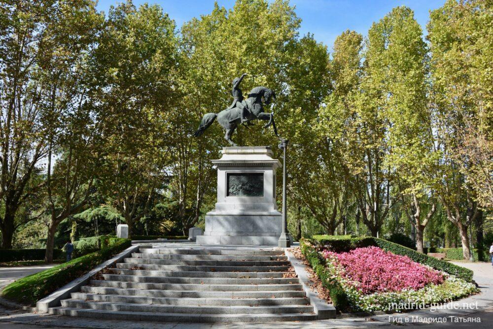 Хосе де Сан-Мартин - национальный герой Аргентины