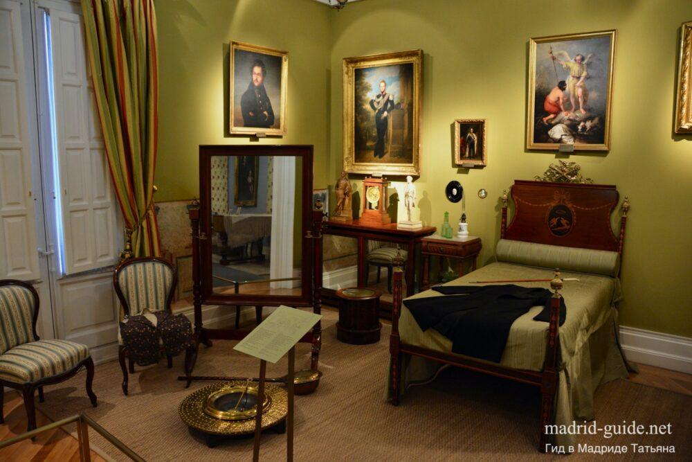 Музеи Мадрида - Серральбо
