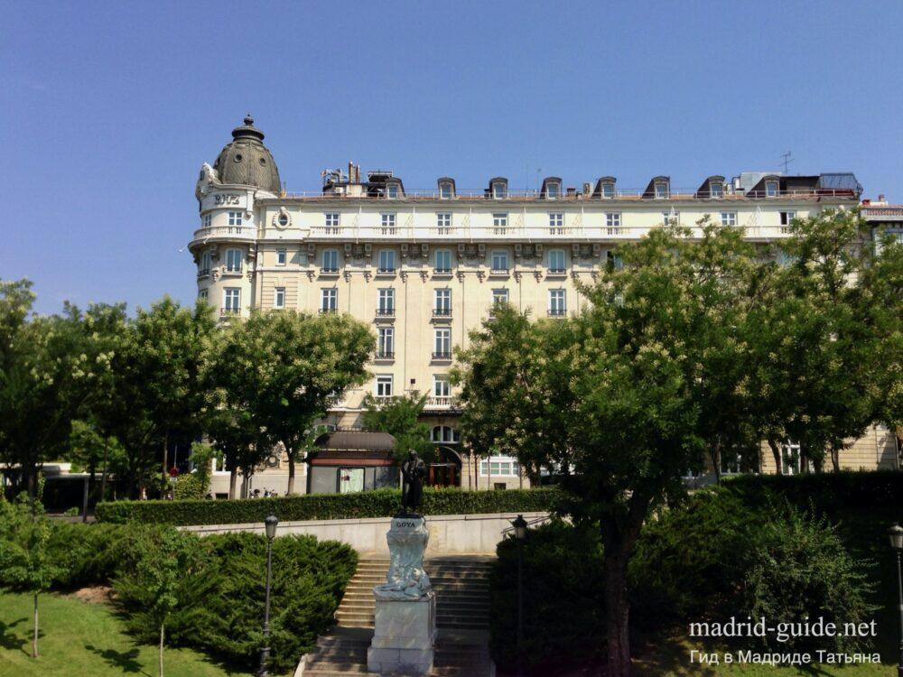 Лучшие отели Мадрида - Ритц