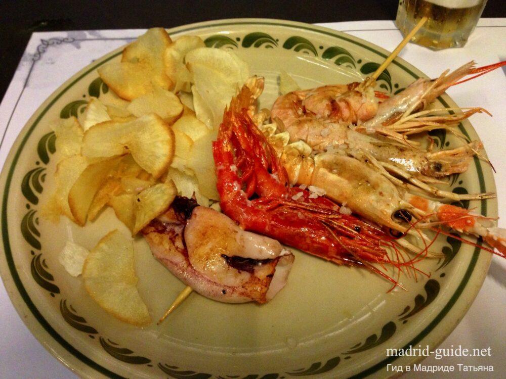 Лучшие рестораны Мадрида - Terramundi