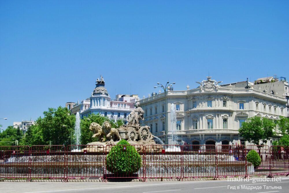 Обзорная экскурсия по Мадриду