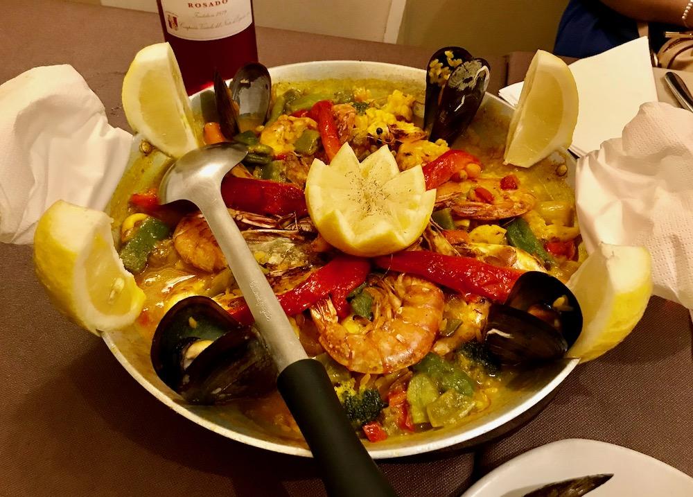 Лучшие рестораны Мадрида