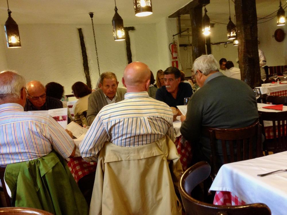 Рестораны Мадрида