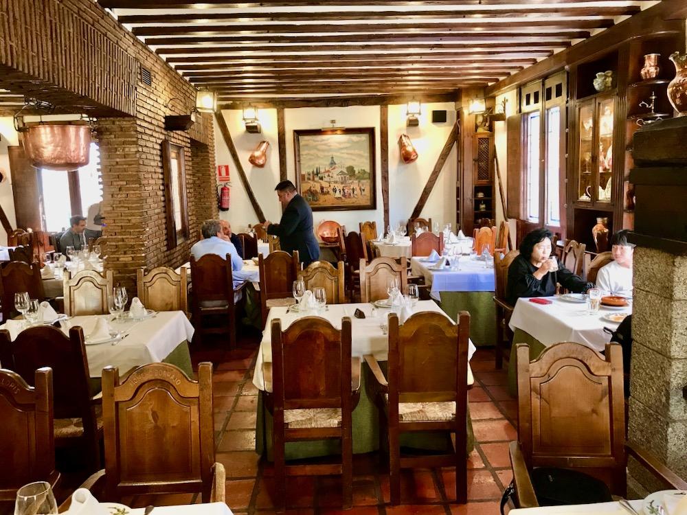 Традиции Мадрида - рестораны и тапас