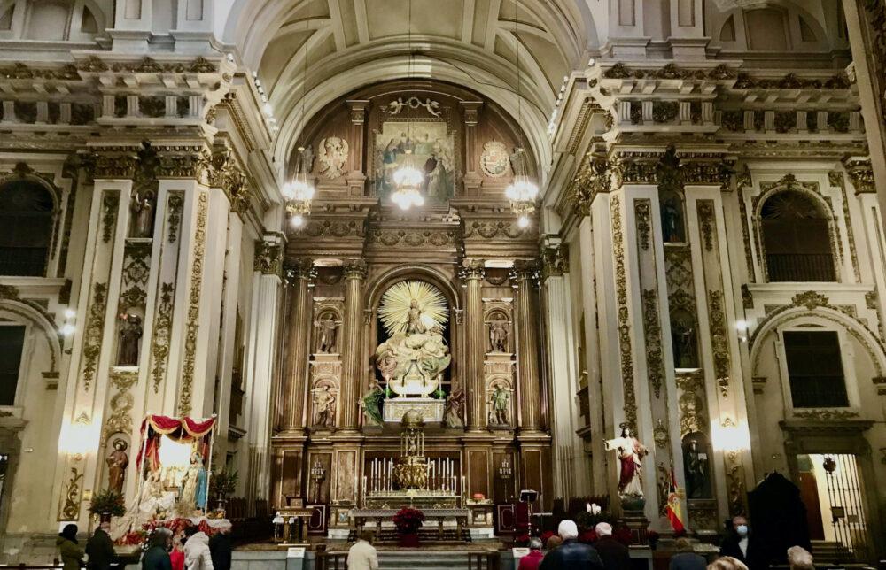 Достопримечательности Мадрида - собор Сан-Исидро