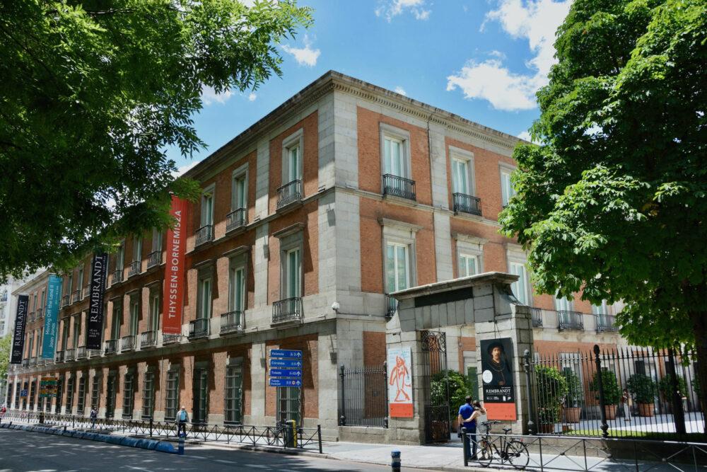 Достопримечательности Мадрида - музей Тиссена-Борнемисы
