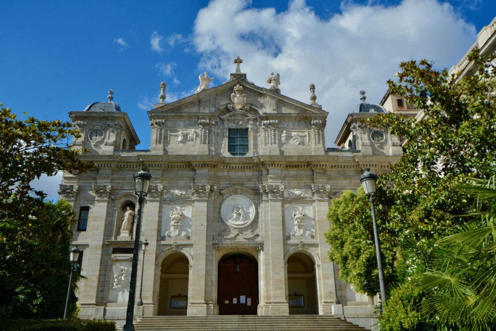 Церкви Мадрида