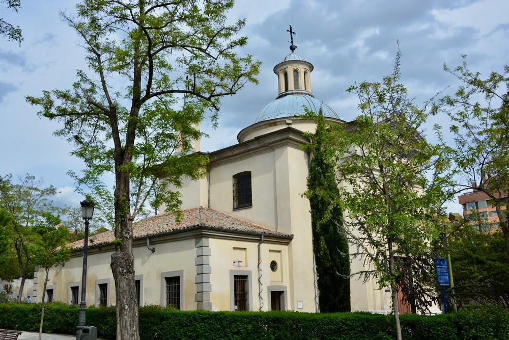 Эрмита Сан-Антонио-де-ла-Флорида (Ermita de San Antonio de la Florida)