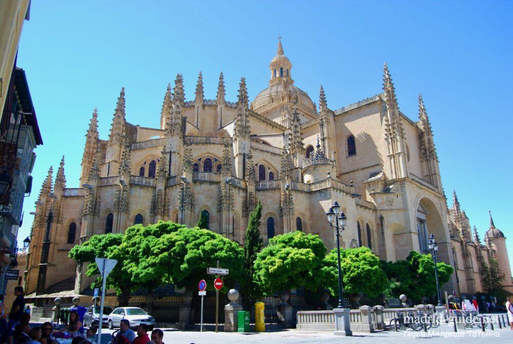 Кафедральный собор в Сеговии