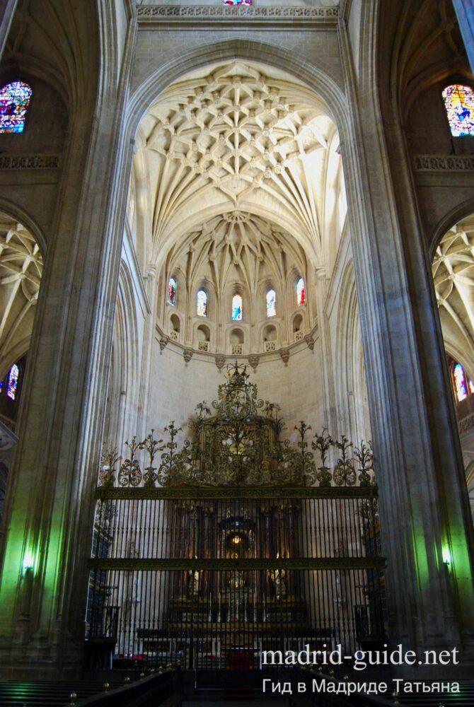 Кафедральный собор Сеговии