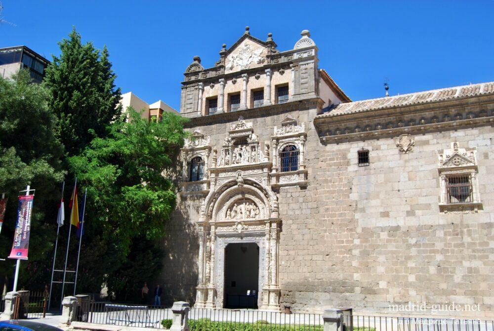 Музей Санта-Крус (Múseo de Santa Cruz)