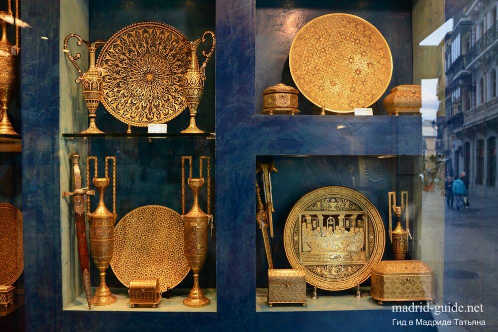 Сувениры в Толедо